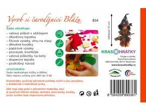B34 ČARODĚJKA BLÁŽA
