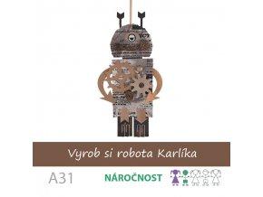 A31 ROBOT KARLÍK