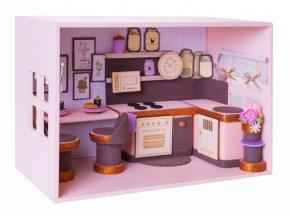 Domeček pro panenky_kuchyňka