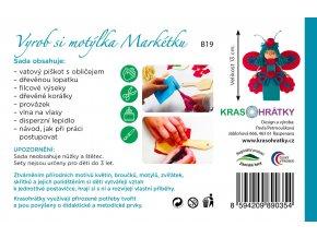 Motýlek Klárka