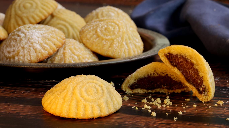Upečte si datlové sušenky Maamoul