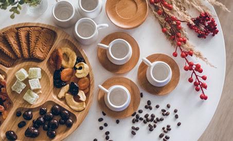 Bambusové nádobí