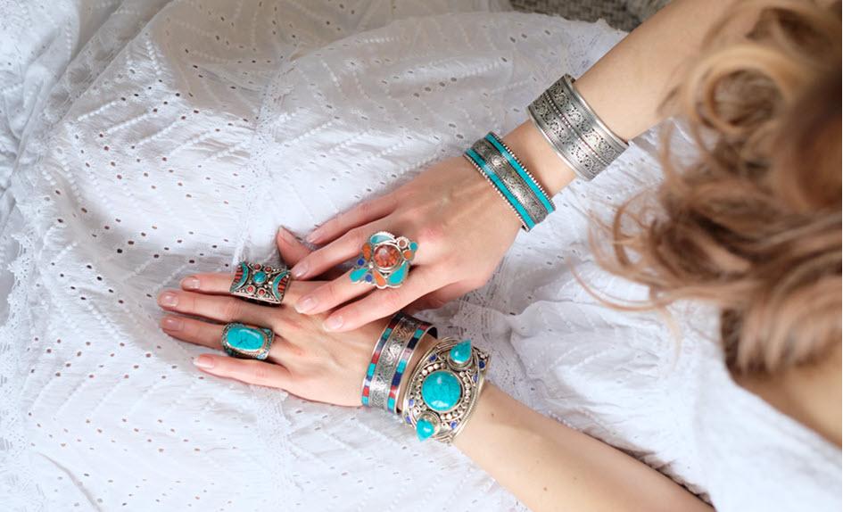 Boho šperky