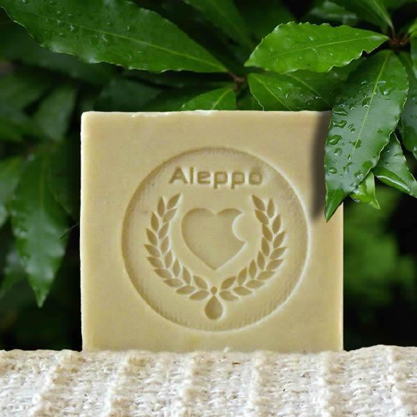 mýdlo Aleppo z vavřínového oleje