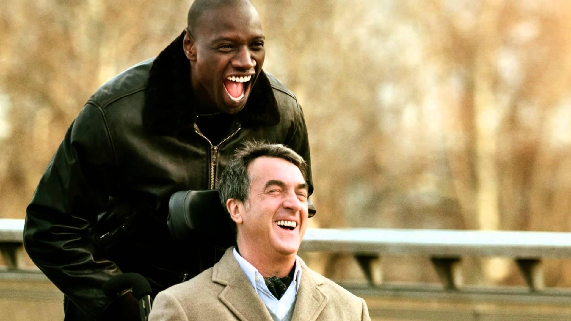 François Cluzet a Omar Sy ve filmu Nedotknutelní