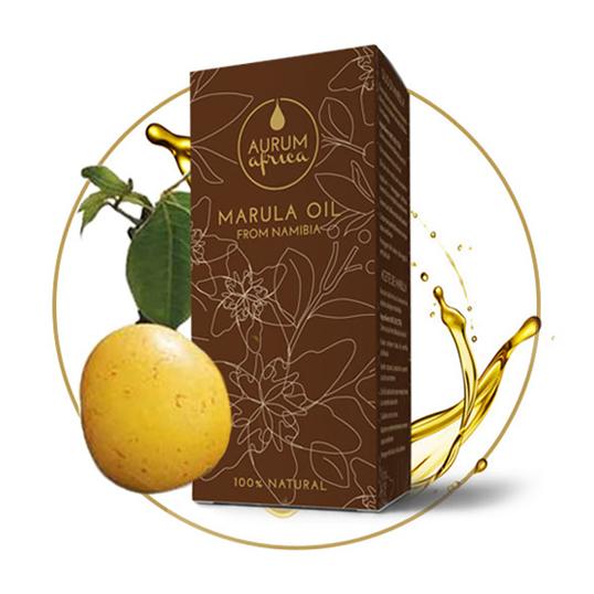 Marulový olej z Namibie
