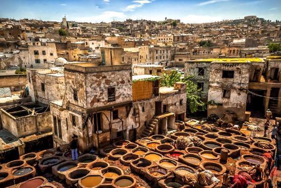 krajina maroka
