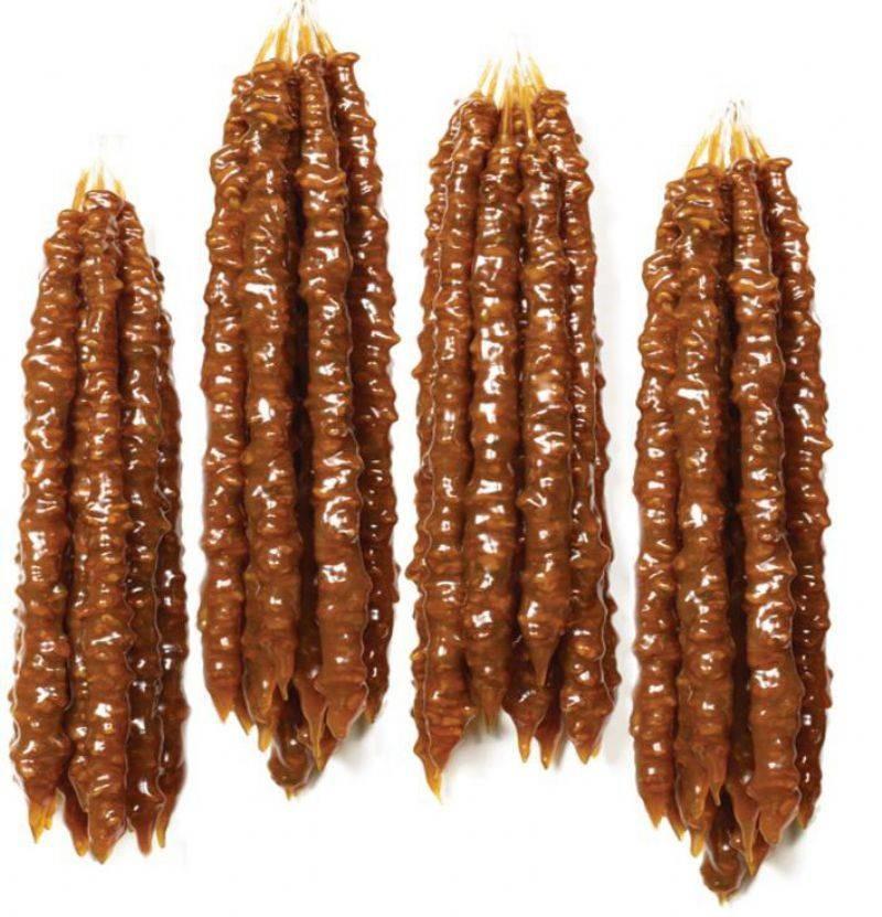 sucuk orientální turecká sladkost šeherezád