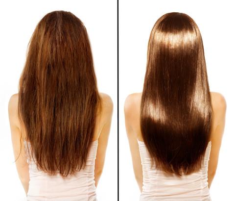 arganový olej na vlasy