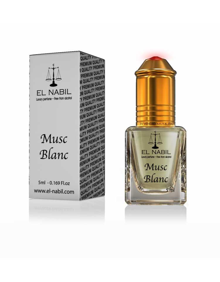 Orientální arabský parfém Musc Blanc