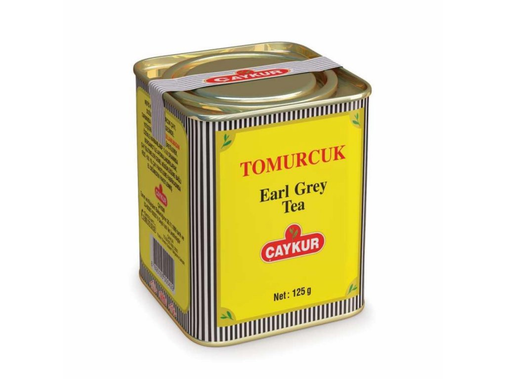 Turecký čaj - Tomurcuk Earl Grey - Caykur 125g