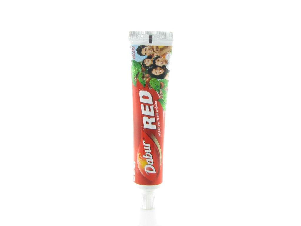 Ajurvédská zubní pasta s výtažkem z černého pepře, zázvoru, máty a hřebíčku - Dabur 100g
