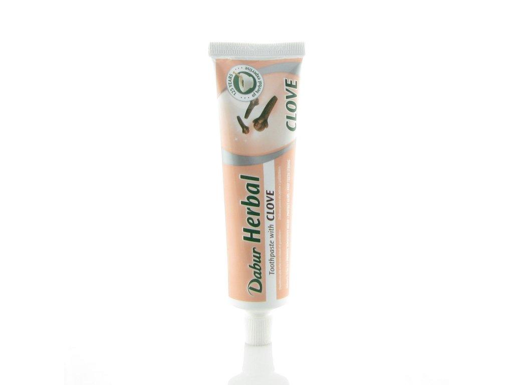 Ájurvédská zubní pasta s hřebíčkem - Dabur 100ml
