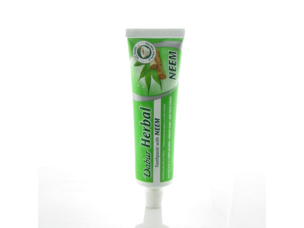 Ajurvédská zubní pasta s neemem - Dabur 100ml