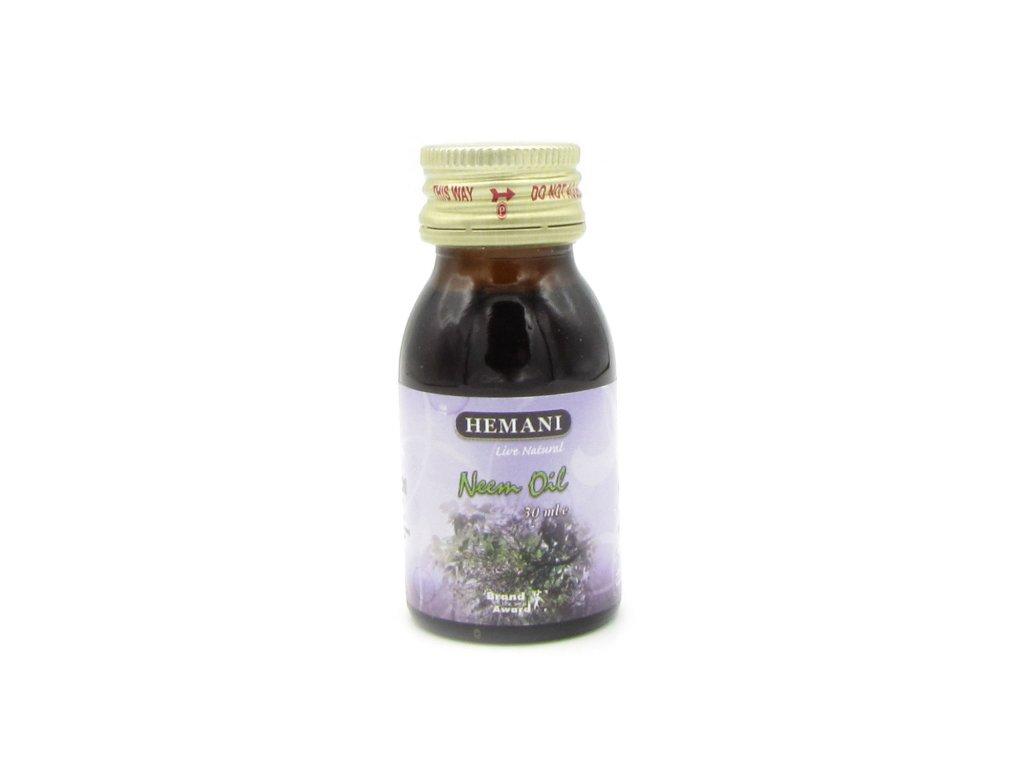 Neemový olej - Hemani 30ml