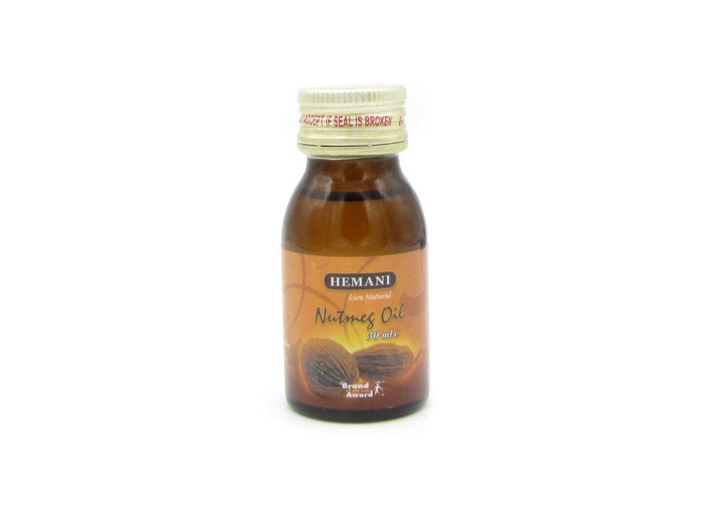 Muškátový olej - Hemani 30ml
