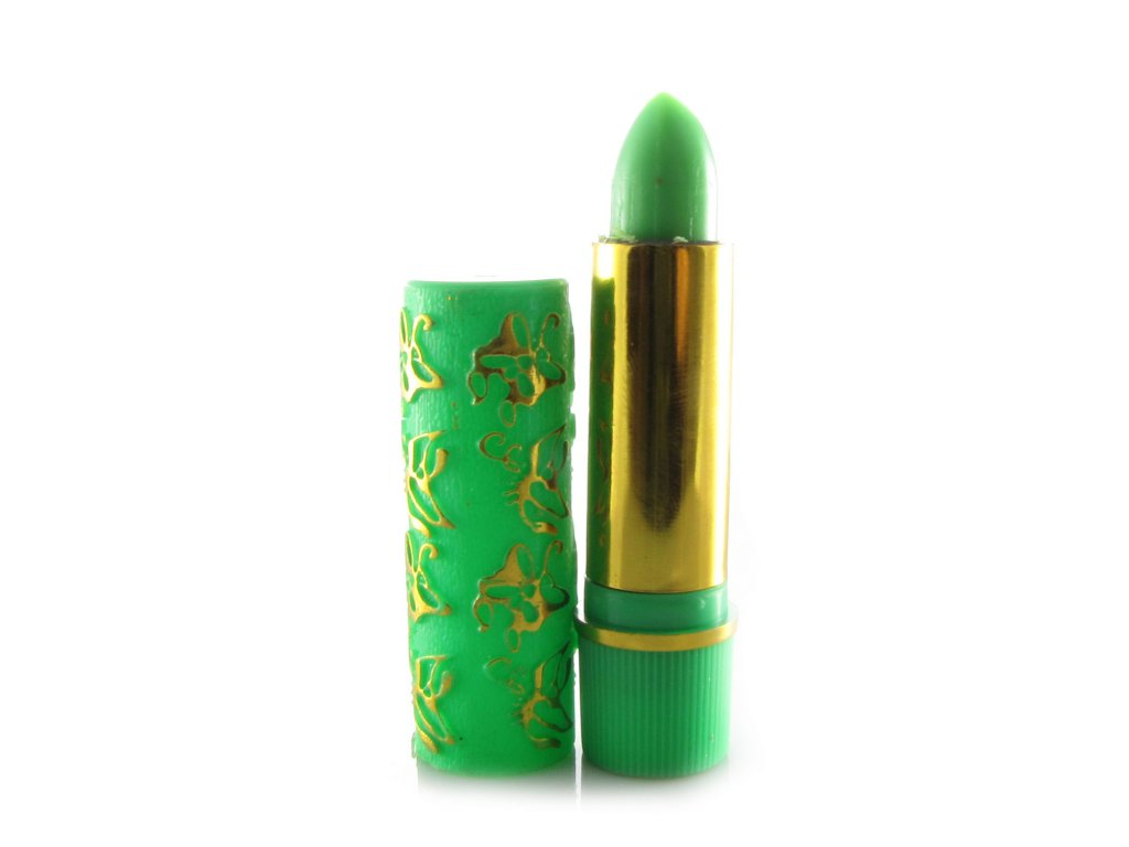 Marocká rtěnka - zelená