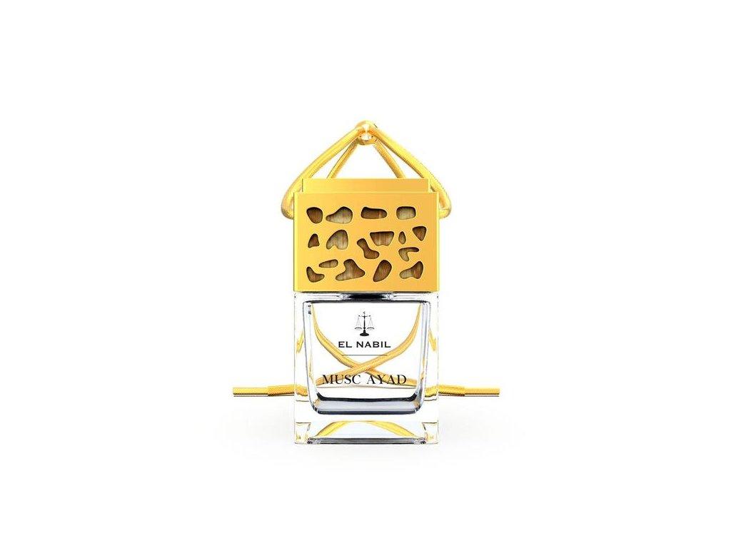 Orientální arabský parfém do auta - Musc Ayad 6ml