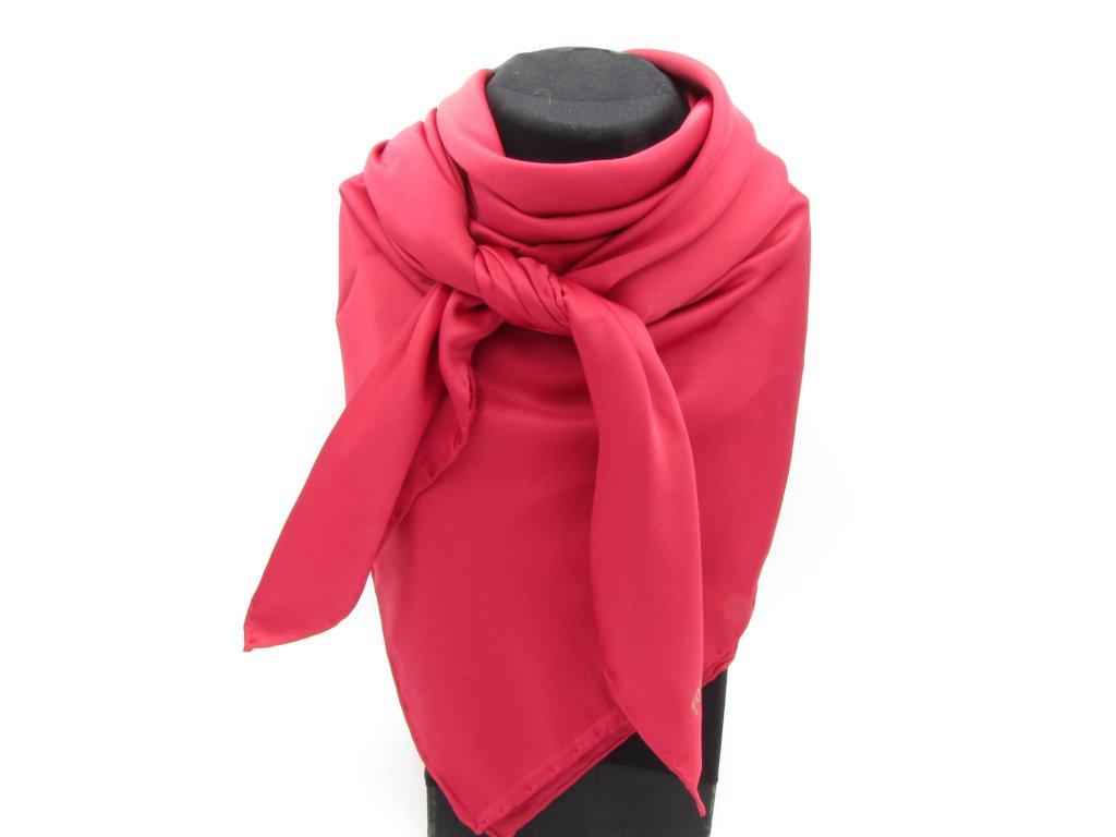Šátek Hijab - Claret