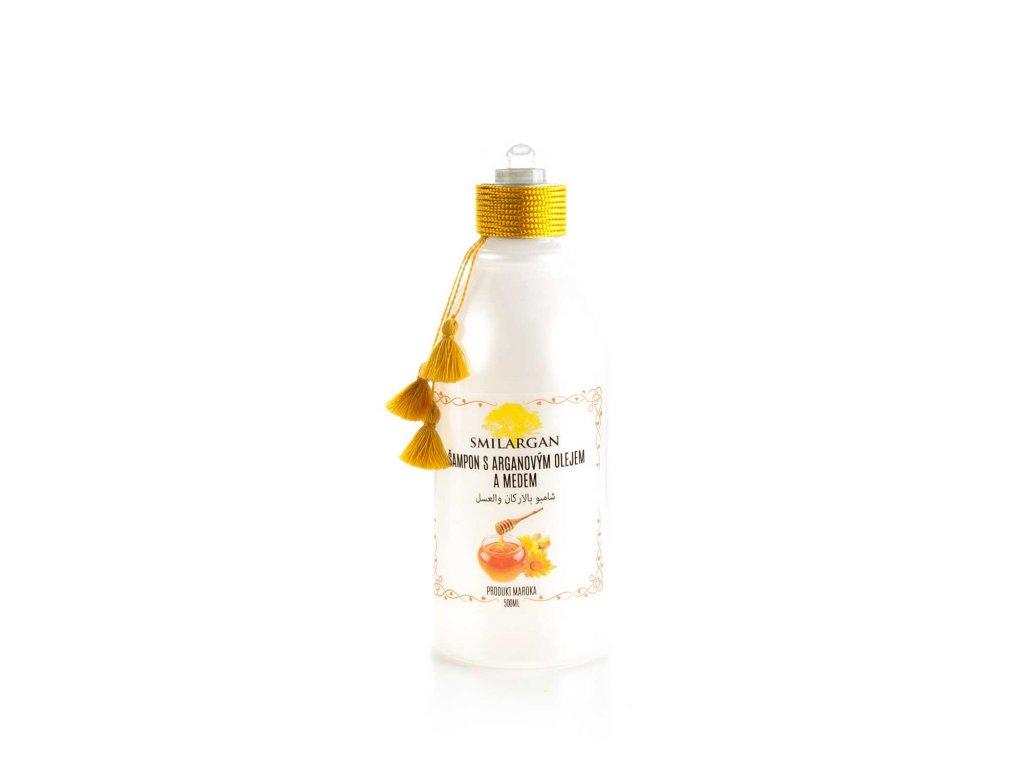 Smilargan Šampon s arganovým olejem a medem 500ml