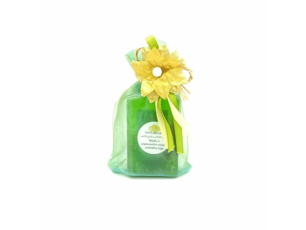 mydlo z arganoveho oleje a zeleneho caje 01