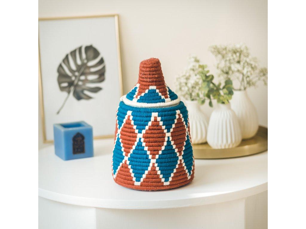 Dekorační košík - Zula