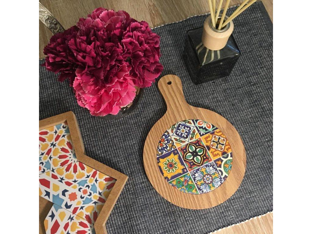 dreveno keramicka podlozka marrakesh 00