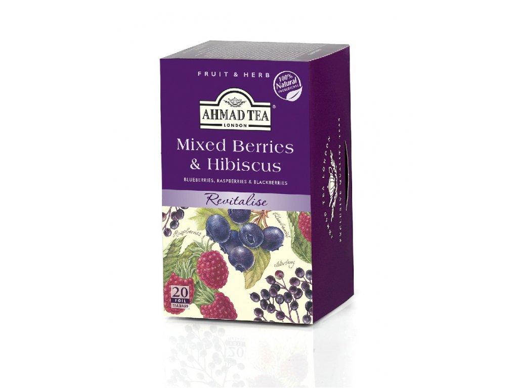 ahmad tea berries hibiscus