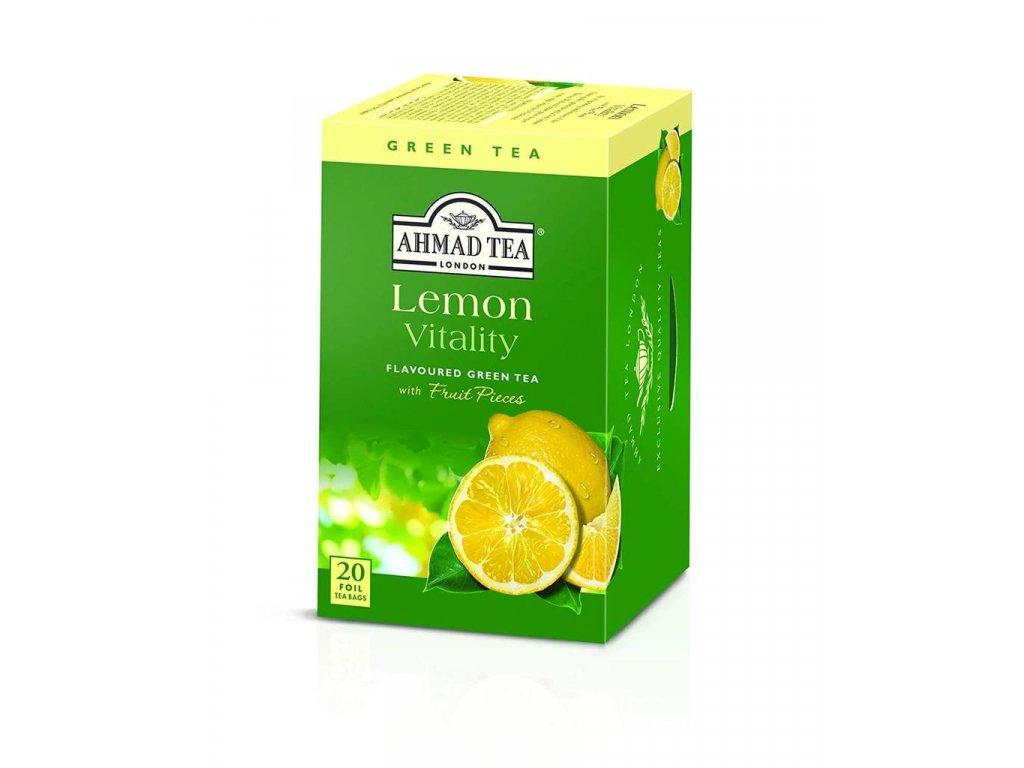 ahmad tea lemon vitality