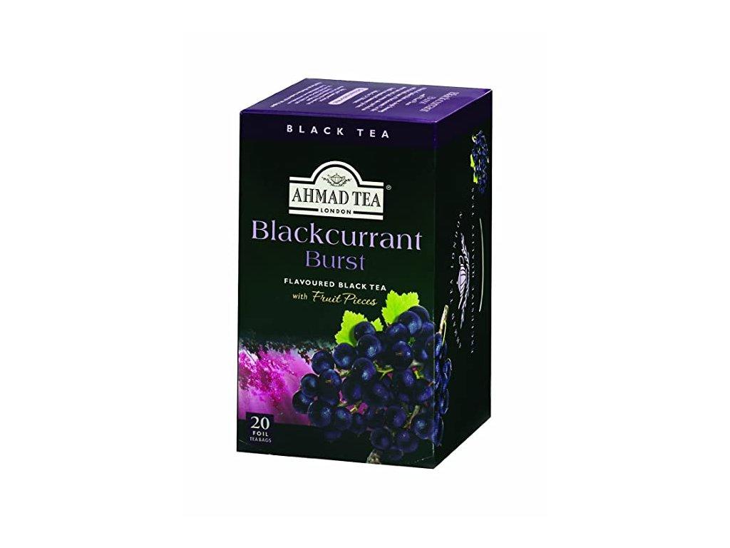 ahmad tea blackcurrant