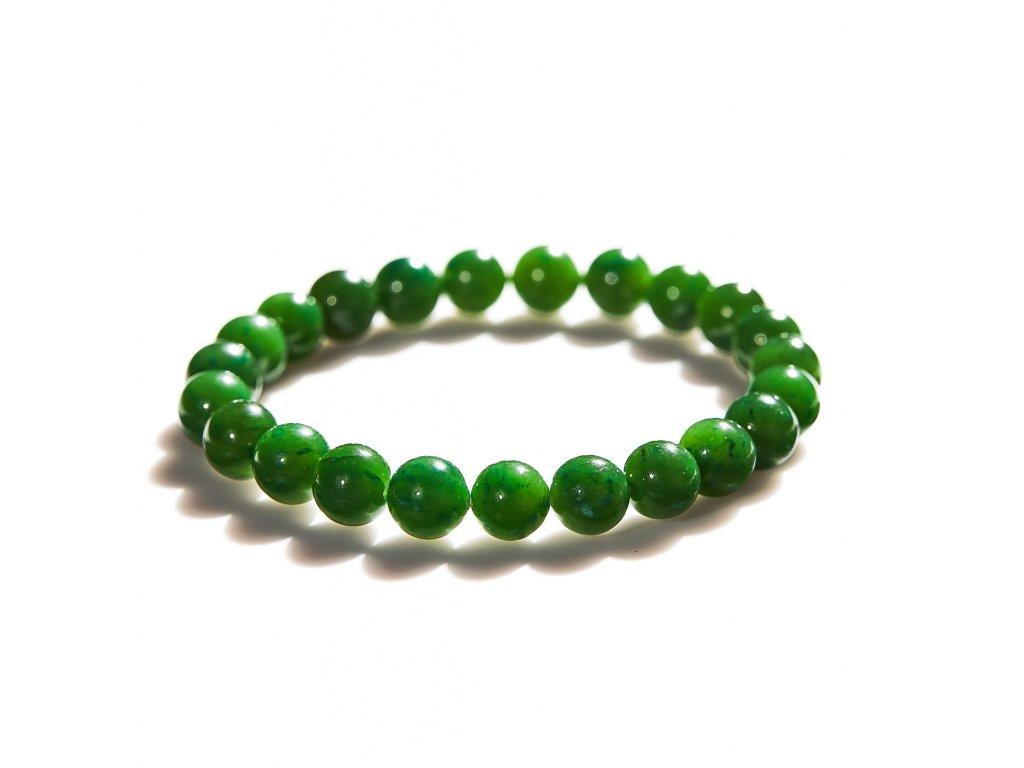 jadeit zeleny
