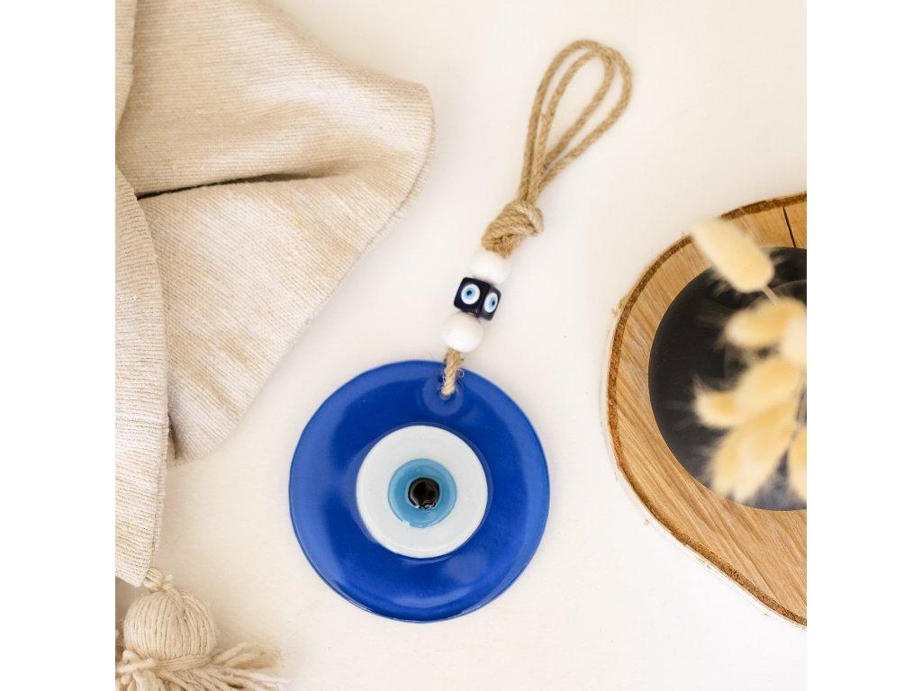 Amulet Nazar Boncugu / Evil Eye Emir - modrý