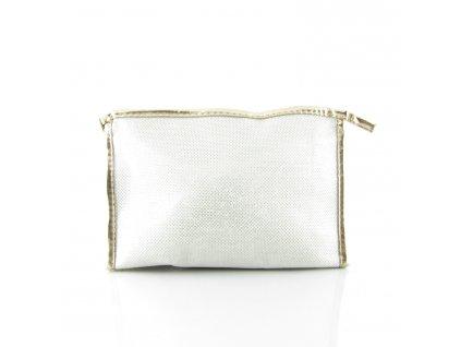 Kosmetická taška - bílá