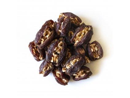 Datle Medjool - Jumbo s vlašskými ořechy 500g