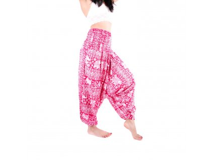 Turecké kalhoty - Aladinky - Fadime