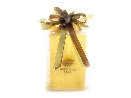 Smilargan Mýdlo z arganového oleje a medu 80g