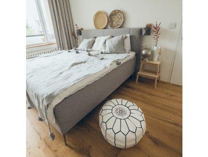 Přehoz na postel s třásněmi Bulut