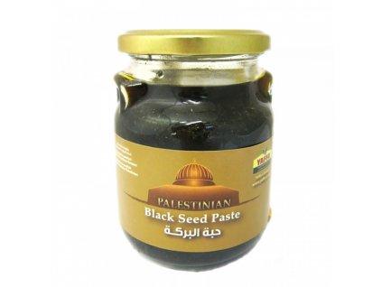 black seed paste