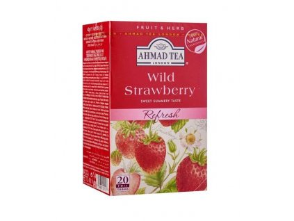 ahmad tea wild strawberry