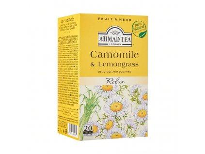 ahmad tea chamomile lemongrass