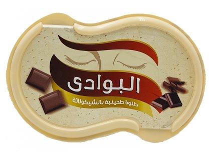 chalva el bawadi cokolada