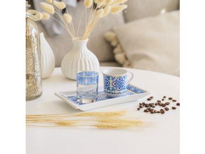Keramický set na kávu pro jednoho - Mavi