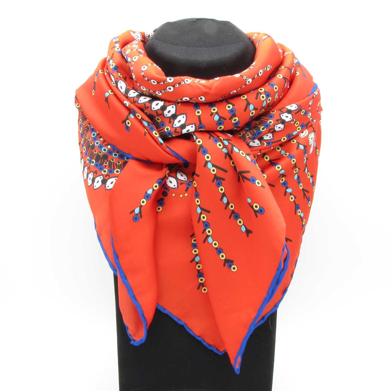 Šeherezád Šátek Hijab - Lauren - červený