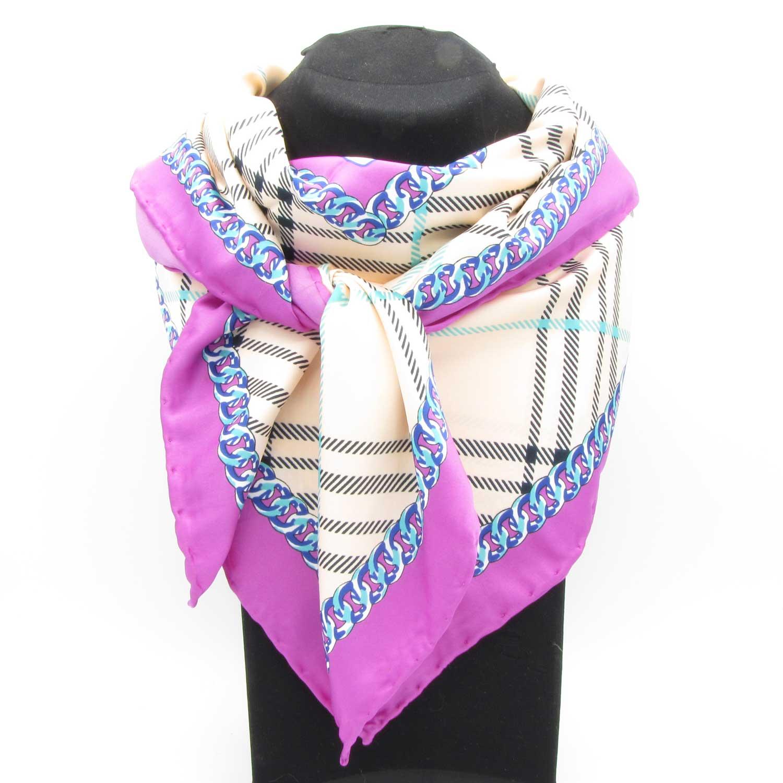 Šeherezád Šátek Hijab - Lauren - růžový