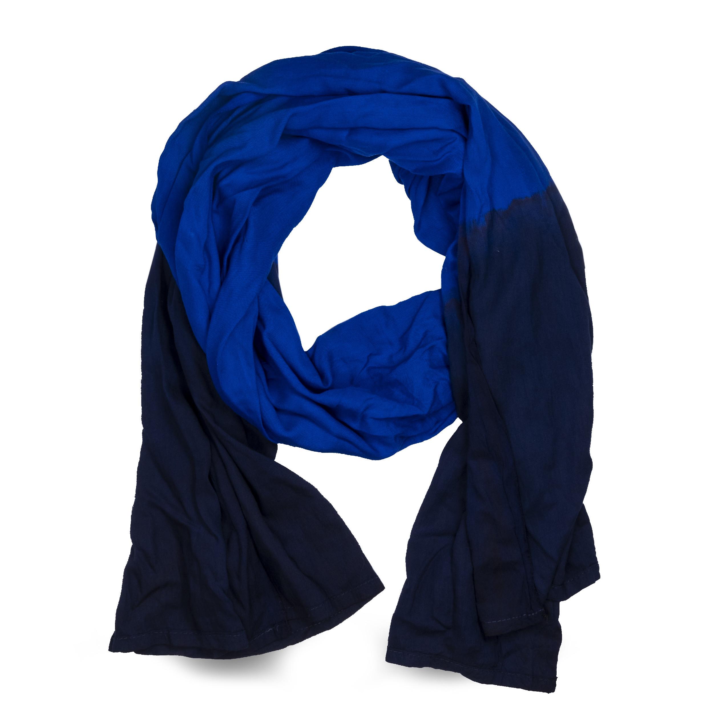 Krásy Orientu Marocký šátek Touareg - tmavě modrý