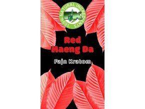 Fine Kratom Red Maeng Da