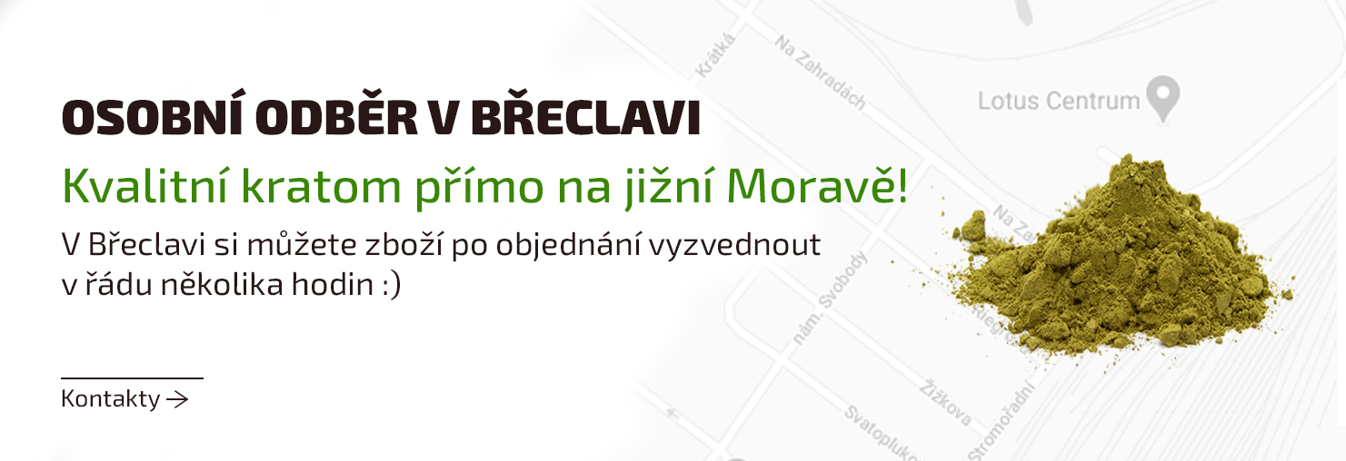 Kratom Brno a Břeclav