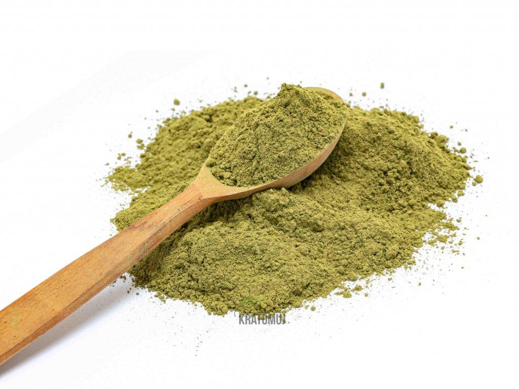 Zelený kratom Green Malay