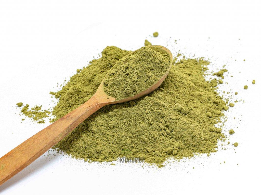 Zelený kratom Super Green