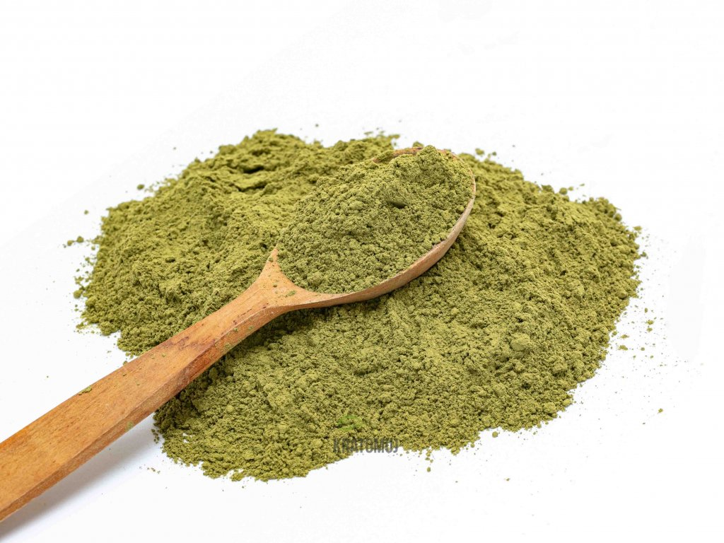 Zelený kratom Green Pucuk